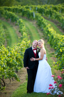 Brown/Wheeler Wedding at Vinoklet Winery
